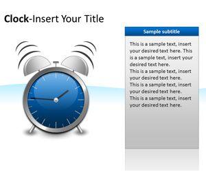 Clocks PowerPoint Templates