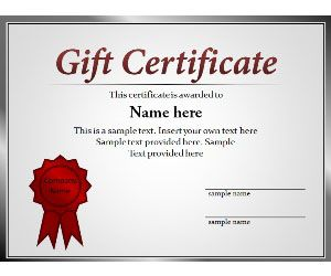 Certificate PowerPoint Template