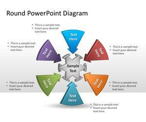 Round PowerPoint Diagram