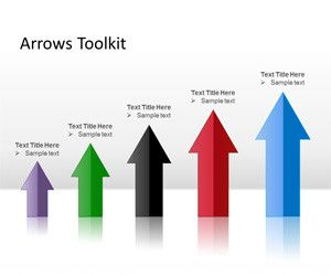 Arrows Toolkit for PowerPoint