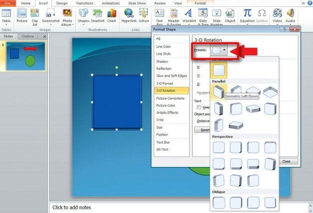 3d format powerpoint templates