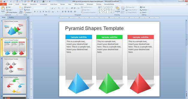 piramides 3d