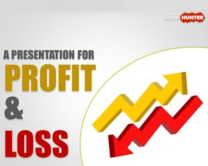 Profit & Loss PowerPoint Template