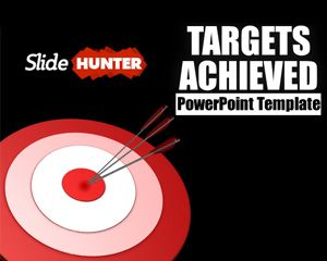 Target Achieved PowerPoint Template