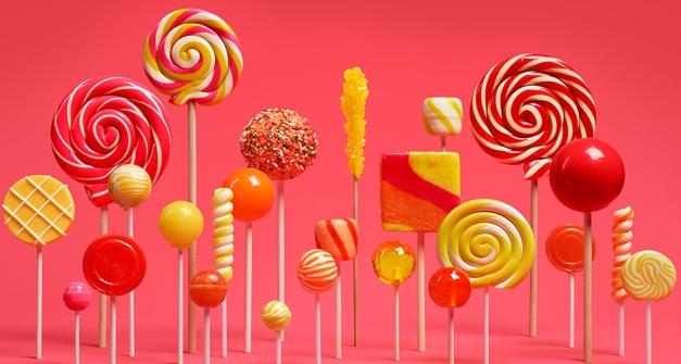 A sneak peek into Android Lollipop