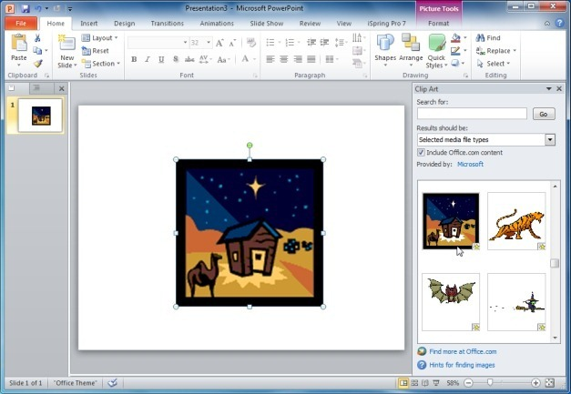 Animated Video Clipart