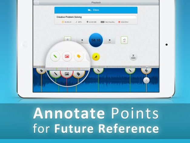 Annotate Voice Recordings