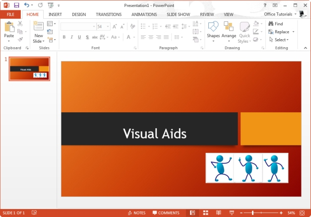 Are Visual Aids Helpful in Drawing The Attention Of Your Audience