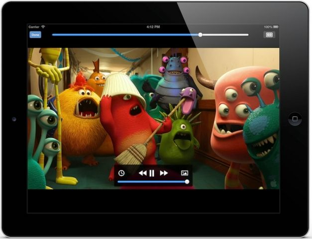 Basic Controls For VLC For iOS
