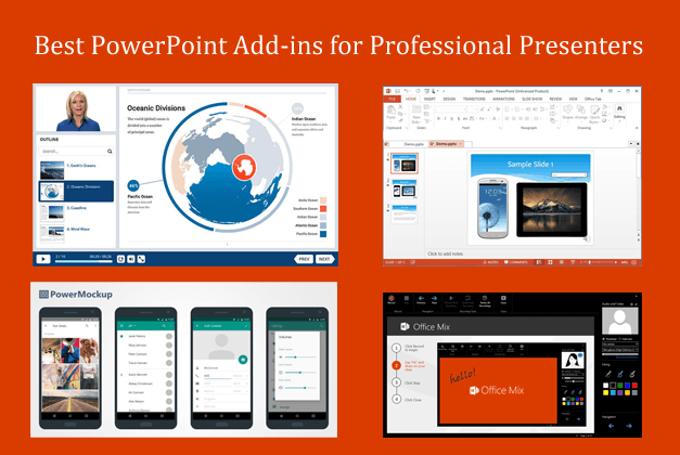 Best PowerPoint add-ins for professional presenters