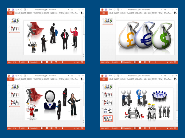 Best business clipart for PowerPoint