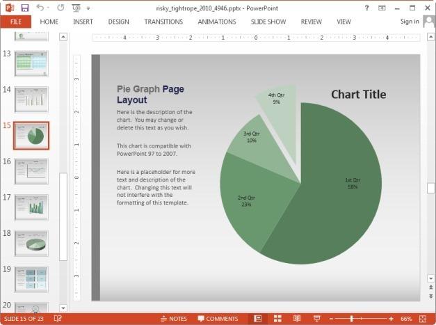 Chart for risk assessment plan