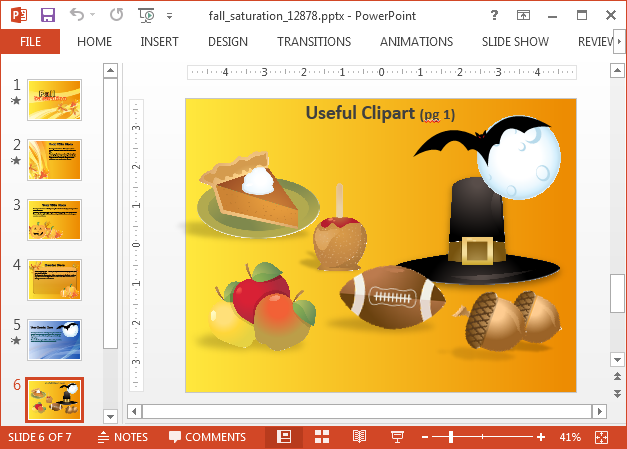 Clipart for Halloween