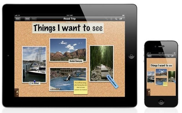 Corkulous for iPhone, iPad and iPod touch