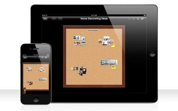 Create A Board With Your Ideas And Send Snapshots To Share Ideas