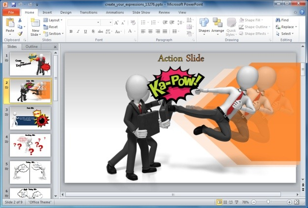 Create Animated PowerPoint or Video Presentations
