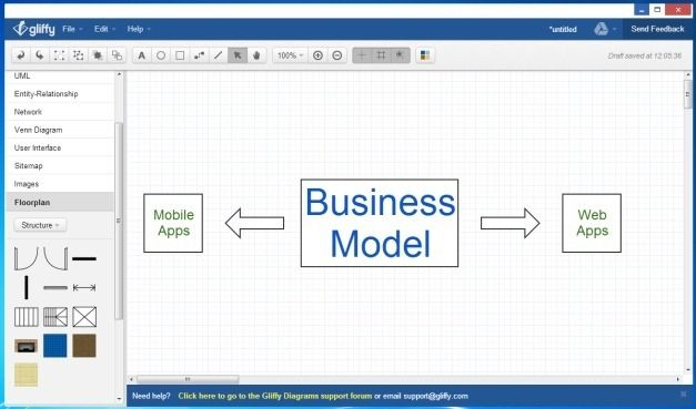 Create Diagrams With Gliffy for Chrome