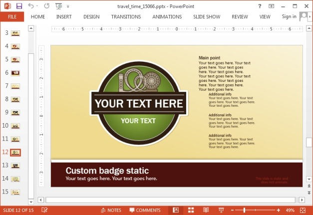 Create a custom logo