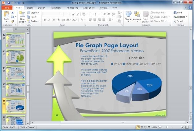 Editable Animated Data Charts And Graphs