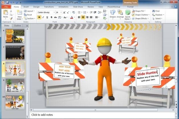 Editable Slides