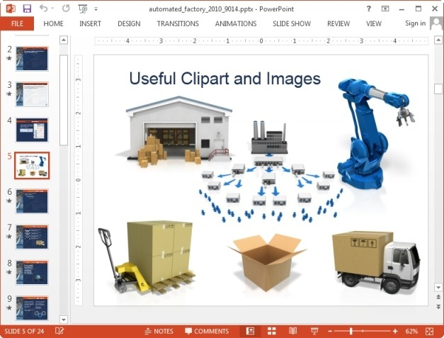 Factory clipart images