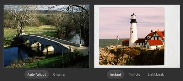 FxCamera Image Filters