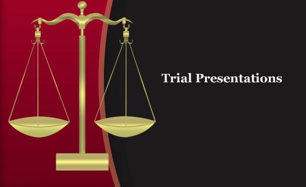 Importance of Trial Presentation copy