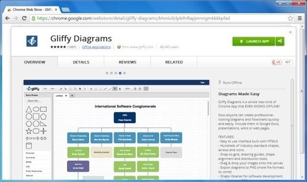 Install Gliffy Diagrams