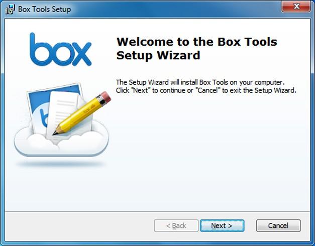 Installing Box Edit desktop app