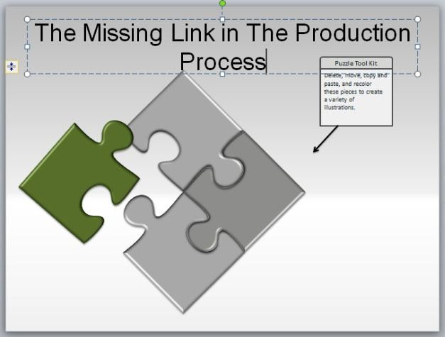 Interactive Presentations With Puzzle Pieces Toolkit