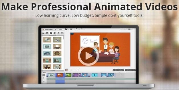 Make Animated Videos With GoAnimate