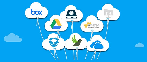 Manage multiple cloud accounts from one place