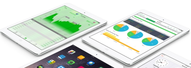 Managing your business using iPad