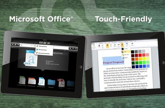 Microsoft Office On iPad and iPhone