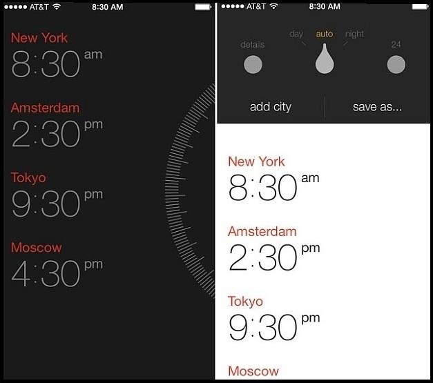 Miranda time management app for iphone