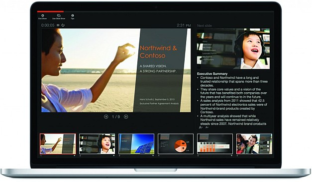 Office 2016 for Mac OS