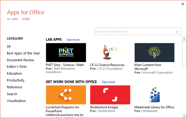 Office Apps Store