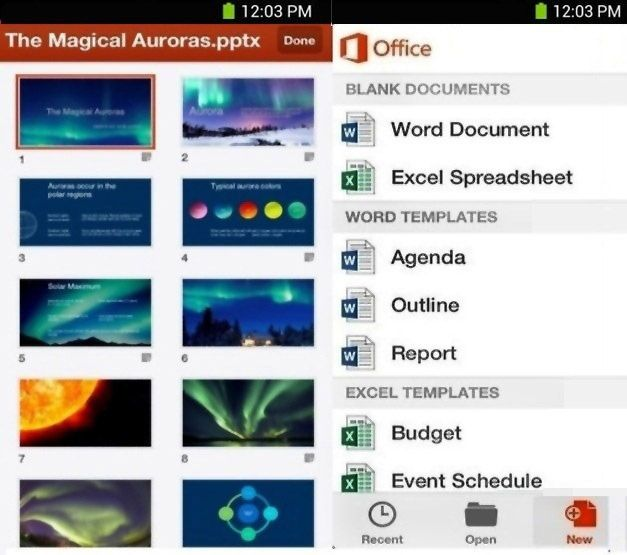 Office-Mobile-With-MS-PowerPoint-Features