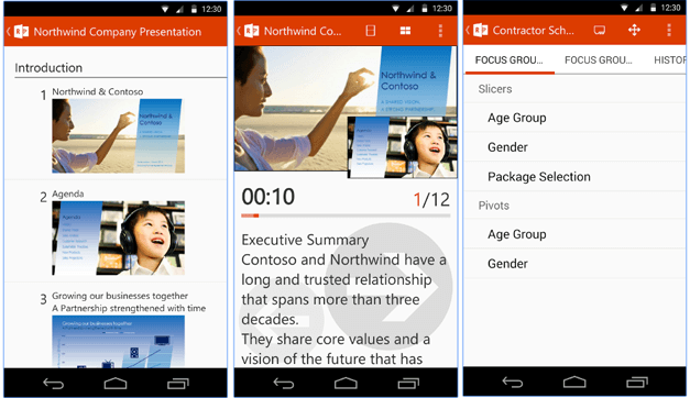 Office remote by Microsoft