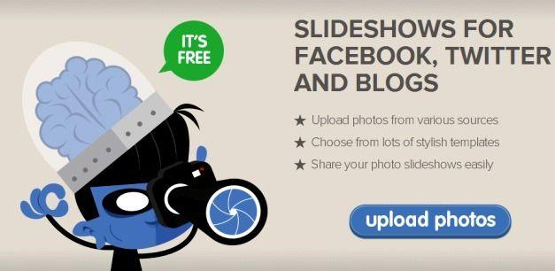 PhotoSnack - Free photo slideshow maker