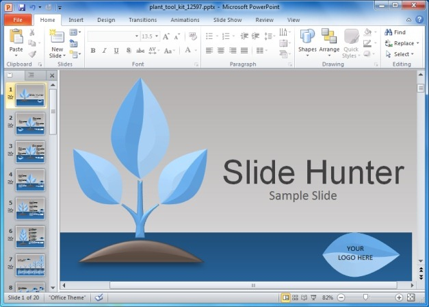 Plant Toolkit Template