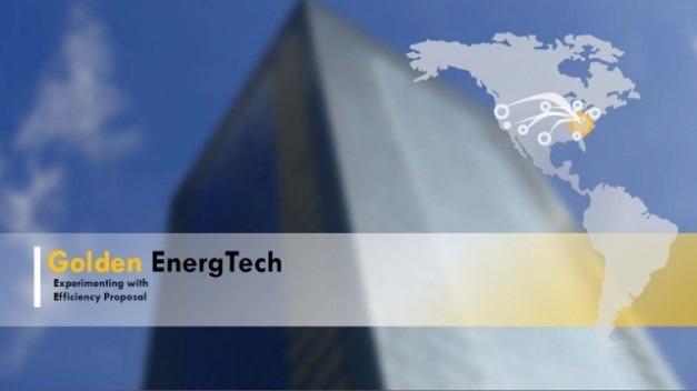 Presentation By Golden EnergTech