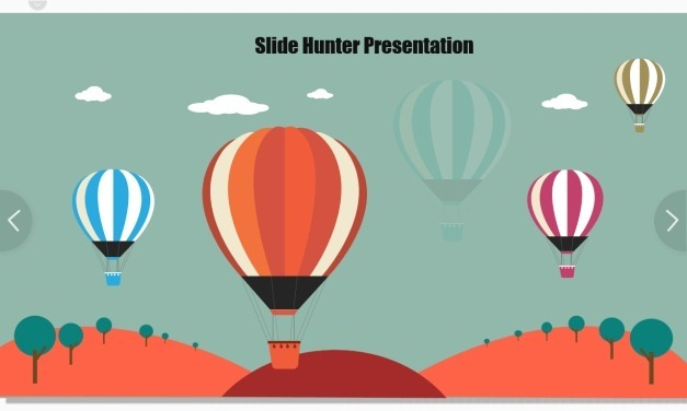 Presentation Next Windows 8 App