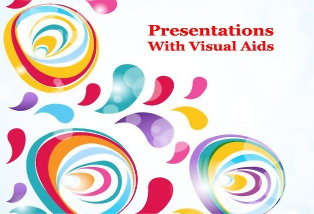Presentations With Visual Aids