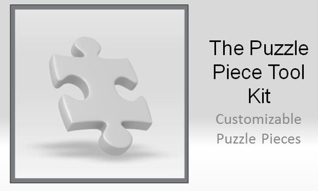 Puzzle Pieces Toolkit for PowerPoint Presentations