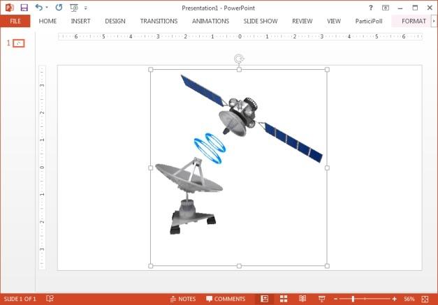 Satellite dish clipart animated clipart