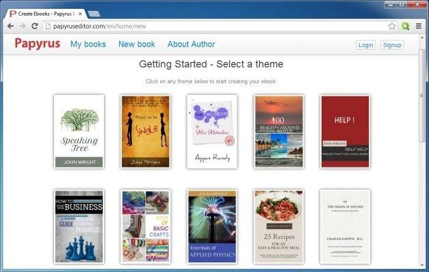 Select a theme