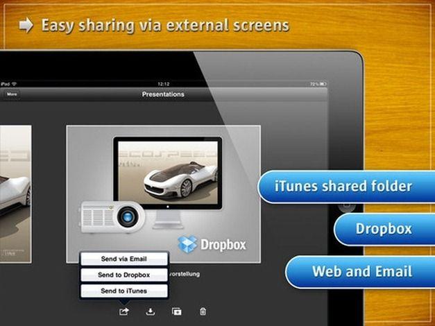 Share Presentations Online