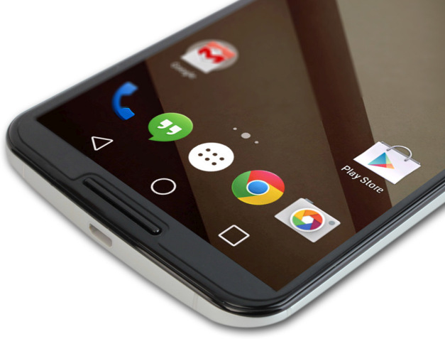 Siknomi screen protector for Nexus 6