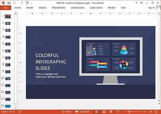 SlideModel infographic templates for PowerPoint